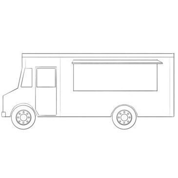 How to Draw a Taco Truck